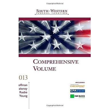 South-Western Federal Taxation 2013 (9781133189619)