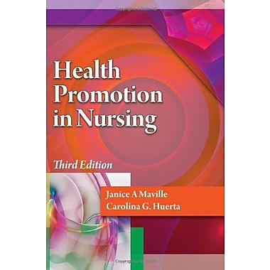 Health Promotion in Nursing with Premium Website Printed Access Card, (9781111640460)