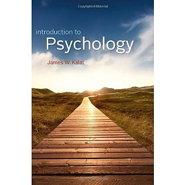 Introduction to Psychology, Used Book (9781133956600)