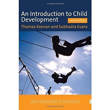 An Introduction to Child Development (SAGE Foundations of Psychology series), New Book (9781412911146)