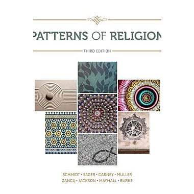 Patterns of Religion, New Book (9781111186555)