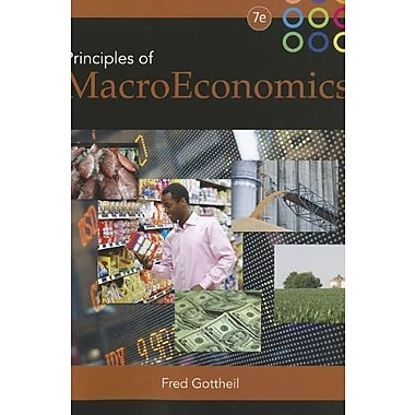 Principles of Macroeconomics, New Book (9781285064437)