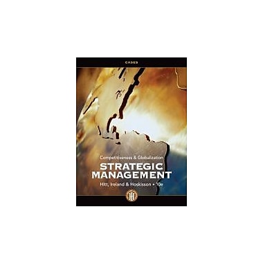 Strategic Management Cases: Competitiveness and Globalization, New Book (9781133495246)