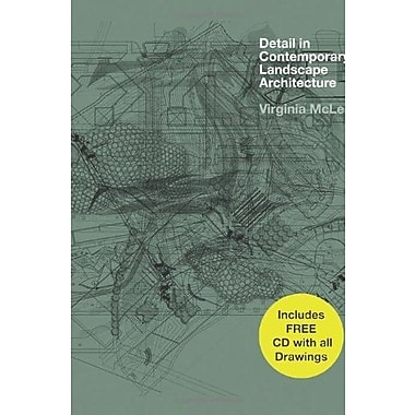 Detail in Contemporary Landscape Architecture, Used Book (9781856694988)