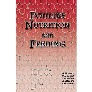 Poultry Nutriton and Feeding, (9781412075367)