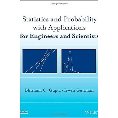 Statistics and Probability with Applications for Engineers and Scientists, New Book (9781118464045)