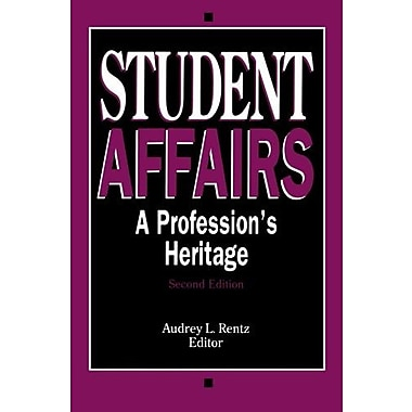 Student Affairs, New Book (9781883485061)