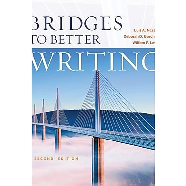 Bridges to Better Writing, New Book (9781111833879)