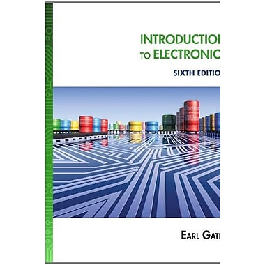 Introduction to Electronics, New Book (9781111128531)