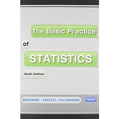 Basic Practice of Statistics (Paper), CDR & Portal Access Card, New Book (9781464111815)
