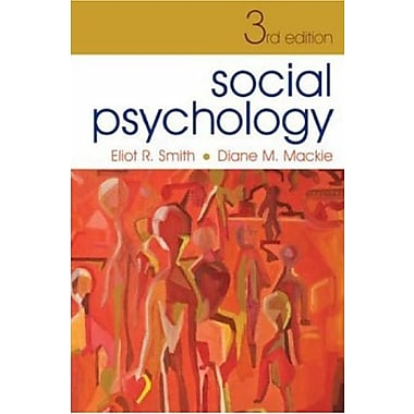 Social Psychology, New Book (9781841694085)