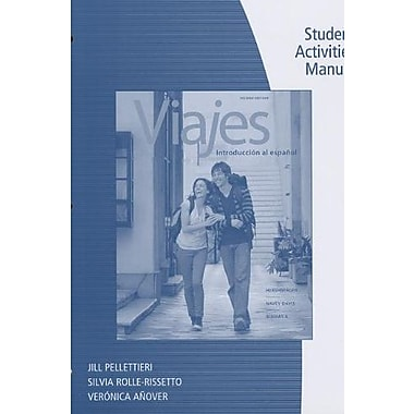 SAM for Hershberger/Navey-Davis/BorrAis A.'s Viajes: Introduccion al espanol, 2nd, New Book (9781133934073)