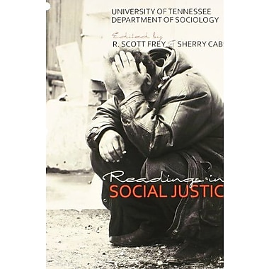 Readings in Social Justice, Used Book (9781465213051)