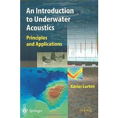 An Introduction to Underwater Acoustics, Used Book (9783540429678)