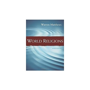 World Religions, New Book (9781111834722)
