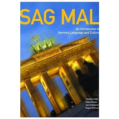 Sag Mal Student Edition, Supersite and webSAM Code, Used Book (9781618576927)