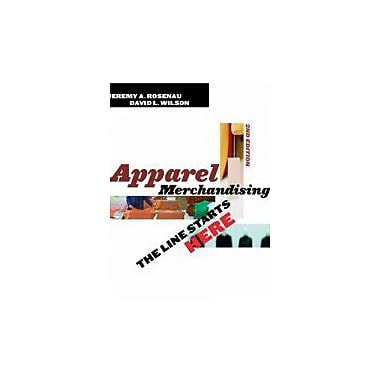 Apparel Merchandising 2nd Edition: The Line Starts Here, Used Book (9781563674488)