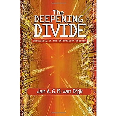 The Deepening Divide: Inequality in the Information Society, New Book (9781412904032)