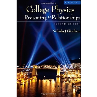 College Physics, Volume 1, Used Book (9781111570958)
