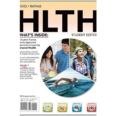 HLTH (with CourseMate Printed Access Card), Used Book (9781111987329)
