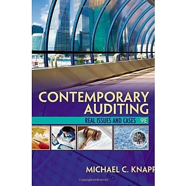 Contemporary Auditing, Used Book (9781133187899)