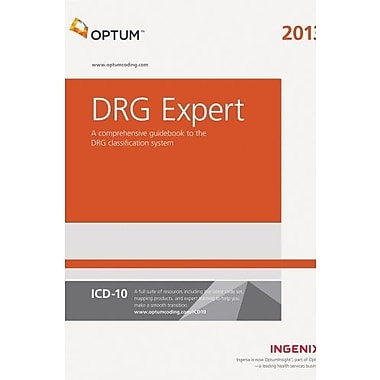 Drg Expert - 2013, Used Book (9781601516527)
