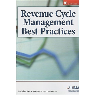 Revenue Cycle Managment Best Practices [With CDROM], New Book (9781584262213)