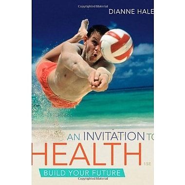 An Invitation to Health, Used Book (9781111827007)