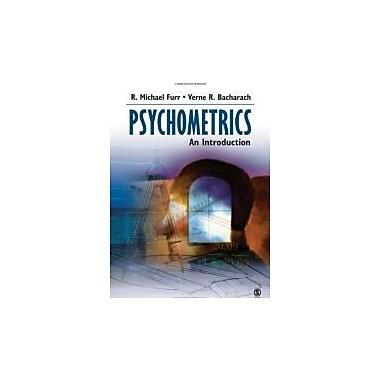 Psychometrics: An Introduction, New Book (9781412927604)