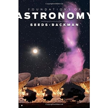 Foundations of Astronomy (Textbooks Available with Cengage Youbook), New Book (9781133103769)