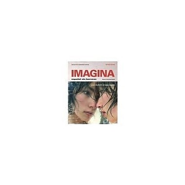 Imagina, 2nd Edition, Student Edition w/ Supersite Code, New Book (9781605762487)