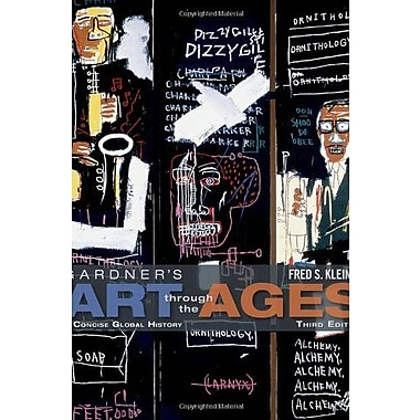 Gardner's Art Through the Ages: A Concise Global History (with Arts ), Used Book (9781111840723)