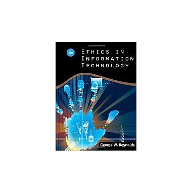 Ethics in Information Technology, New Book (9781111534127)