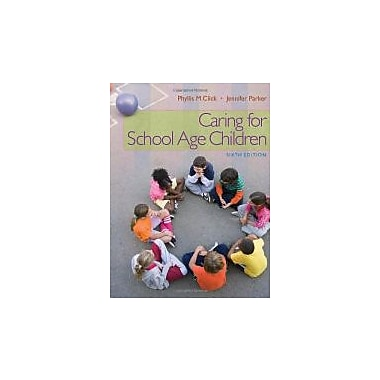 Caring for School-Age Children (What's New in Early Childhood), New Book (9781111298135)