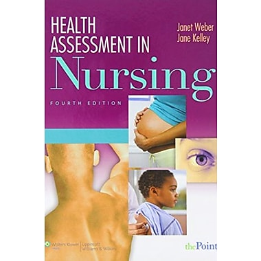 Health Assessment in Nursing, (9781609133504)