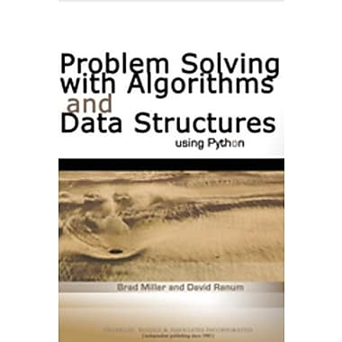 Problem Solving with Algorithms and Data Structures Using Python, New Book (9781590280539)