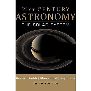 21st Century Astronomy: The Solar System (Third Edition), New Book (9780393932843)