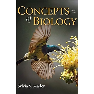 Concepts of Biology with Lab Manual, New Book (9781259221606)