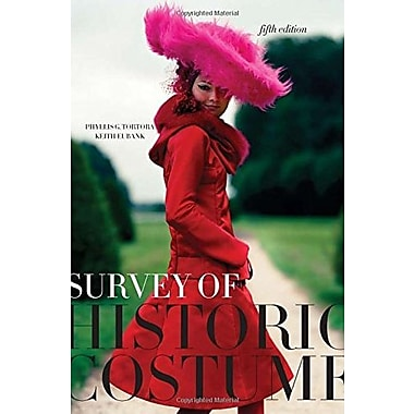 Survey of Historic Costume: A History of Western Dress, Used Book (9781563678066)