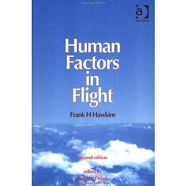 Human Factors in Flight, New Book (9781857421354)