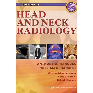 Head and Neck Radiology (2 Volumes), New Book (9781605477152)