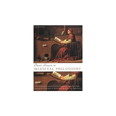 Basic Issues in Medieval Philosophy, 2nd edition, New Book (9781551117157)