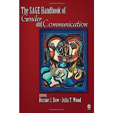 The SAGE Handbook of Gender and Communication, New Book (9781412904230)