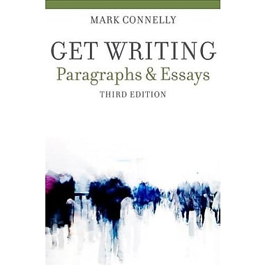 Get Writing: Paragraphs and Essays, Used Book (9781111827212)
