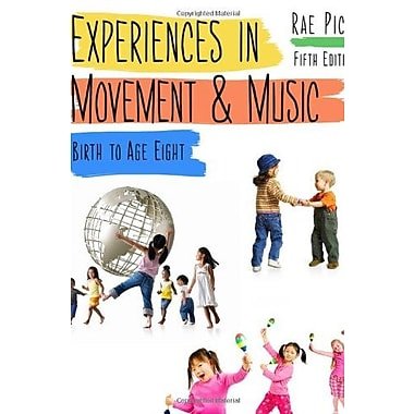 Experiences in Movement and Music, New Book (9781111838058)