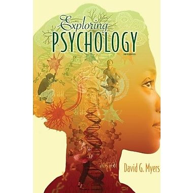 Exploring Psychology (Paper), Used Book (9781464111723)