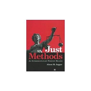 Just Methods: An Interdisciplinary Feminist Reader, Used Book (9781594512049)