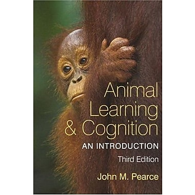 Animal Learning and Cognition, 3rd Edition: An Introduction, Used Book (9781841696553)