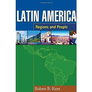 Latin America: Regions and People (Texts in Regional Geography), New Book (9781572309098)