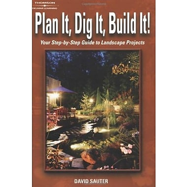 Plan It, Dig It, Build It, Used Book (9781401810443)